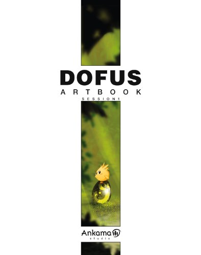 Dofus - Artbook Vol.1
