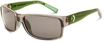Converse Men's Buzzer Beater Rectangular Sunglasses, Smoke