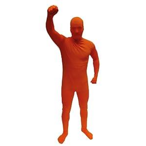 El celibato 97119242.300.S. - Speedsuit Orange - traje unisex traje catsuit