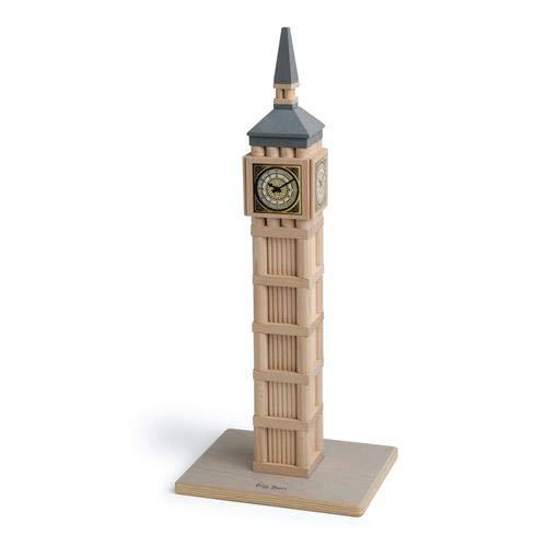 Erzi erzi41310Architekt Big Ben Spielzeug (Big Ben Schneiden)