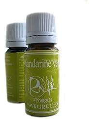 Ressources Naturelles - Huile Essentielle Mandarine Verte Bio 10 Ml