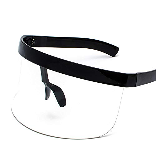ANSKT Big Frame Brille Brille integriert personalisierte Maske Sonnenbrille Mode 1