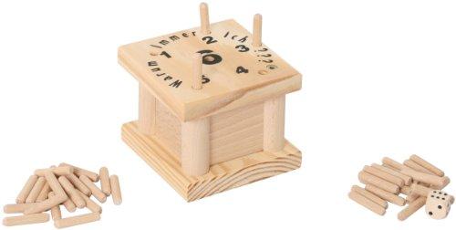 Preisvergleich Produktbild Bartl 102809 Warum immer ich Lustiges Würfelspiel für Klein und Groß – Das ORIGINAL