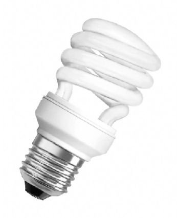 13w Mini Twist (Osram 2051657Mini Twist Leuchtmittel, sparsam, E27,13W)