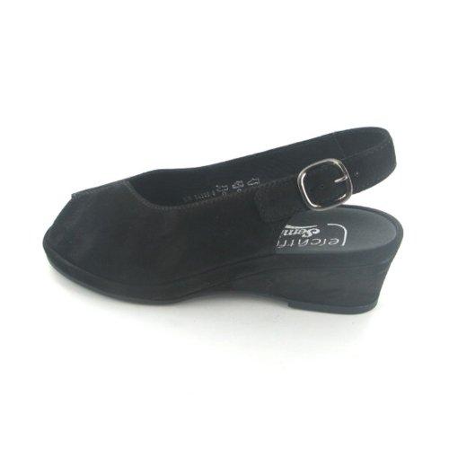Semler LISSY L2602040001 Damen Sandalette Schwarz