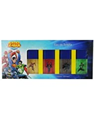 JUSTICE LEAGUE VARIETY by Marmol & Son WITH FLASH & SUPERMAN & BATMAN & GREEN LANTERN AND ALL ARE EDT SPRAY 1...