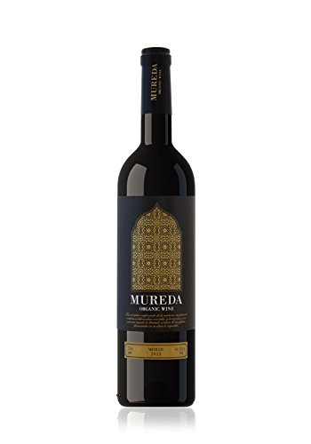 Vino Rosso Spagnolo ECOLOGICO 100% Merlot - Berliner Wein Trophy, Bio Wein Preis and International Wine Challenged. Bottiglia 75 c