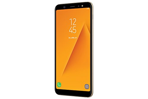 Samsung Galaxy A6 Plus (Gold, 64GB) with Offers