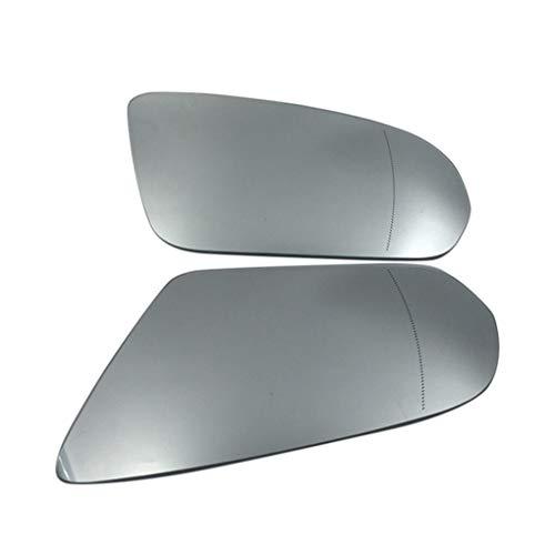C/ôt/é gauche A4 B8 C6 remplacement 2009-2012 c/ôt/é conducteur de voiture-Styling Rearview Miroir de c/ôt/é lentille en verre
