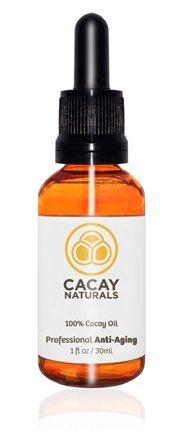 Cacay Naturals Face Oil - LA MEILLEURE Anti Aging et Anti rides pour votre peau. Contient 100% Pure Huile Cacay. Profitez de la peau jeune et plus sain tout de suite!