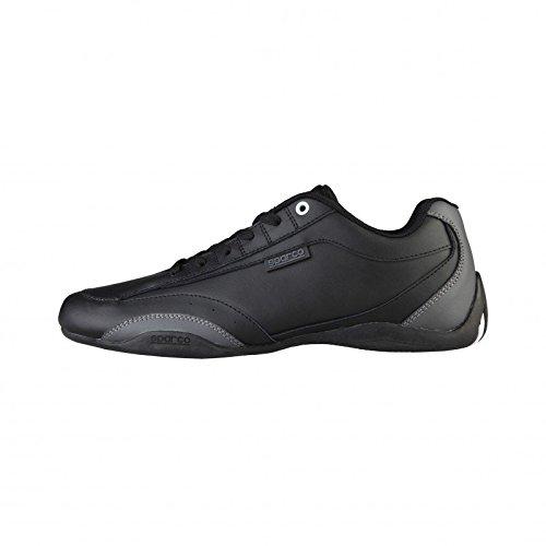 sparco-zapatillas-zandvoort-negro-gris-eu-40