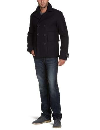Calvin Klein Jeans Herren Jacke CML582R5J00, Gr. 50 (M), Blau (793)