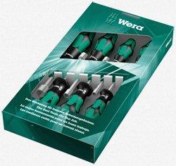 Wera - Hollow Nutdriver Set 7Pc Metric, 395 Ho/7 Sm