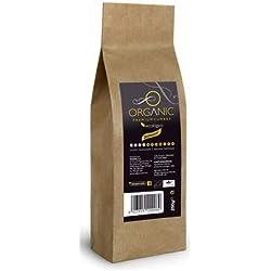 Tamazor - Café En Grano Ecológico Organic Premium Cumbre - 250 Gr.