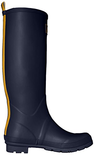 Joules T_fieldwelly, Women's Wellington Boots, Blue (Frnavy), 4 Uk (37 Eu)