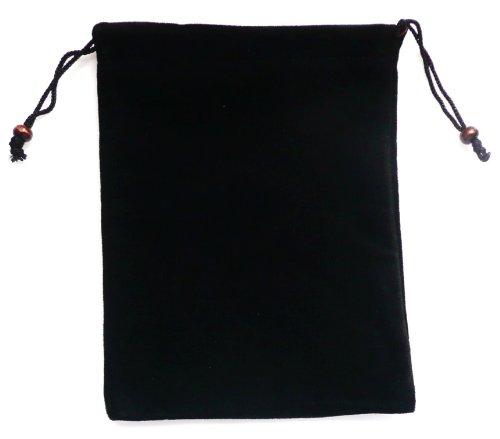 Emartbuy® Tolino Shine 2 HD 6 Zoll eReader Schwarz Premium-Velours Mikrofaser Selbstreinigende Socken Tasche Tasche (Günstige 6-zoll-kindle-fall)