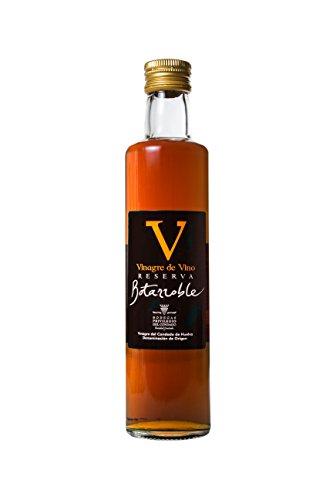 Vinagre de Vino Botarroble - Vinagre Viejo Reserva Denominación de Origen Condado de Huelva - Caja de 6 botellas de 50cl...