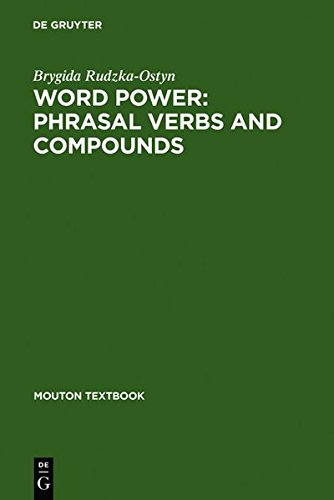 Free eBook Word Power: Phrasal Verbs and Compounds: A Cognitive Approach (Planet Communication)