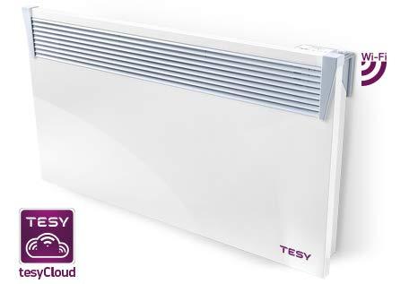 Wandkonvektor Digital mit WIFI Modul 500 - 3000 W Elektroheizung Heizkörper Heizgerät Leistung WIFI-2000 Watt
