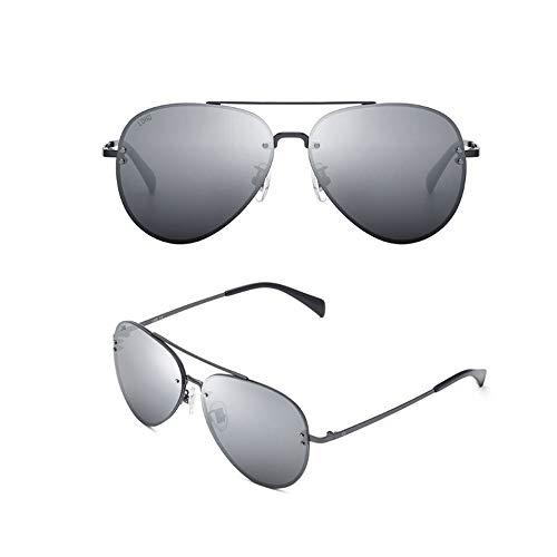 Polarisierte Sonnenbrille Ultraleichter 100% UVA UVB-Schutz für Herren