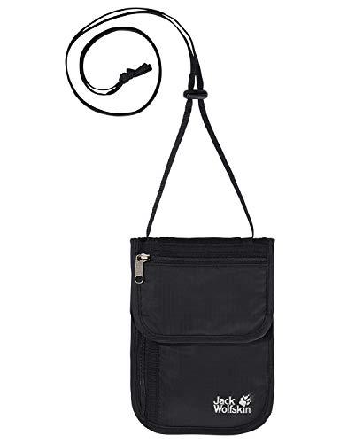 Jack Wolfskin Brustbeutel ORGANIZER black, 20 x 13.5 cm - Brusttasche