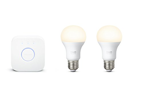 Philips Hue White E27 LED Lampe ...