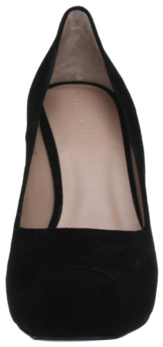 Manana mn 79 Damen Pumps Schwarz (Black)
