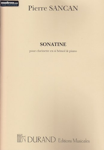 Sonatine - Clarinette