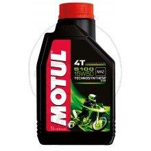 OEL MOTUL - 714.00.88 - 104080 - OEL MOT 15W50 4T 1L HC-SYN 5100 - Literpreis 13,76€ ,