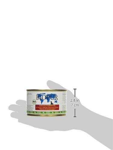 Biopur Bio Diätfutter Nieren-Erkrankungen 400g, 6er Pack (6 x 400 g) - 5