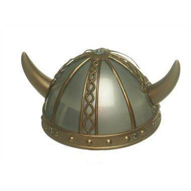 Wikinger-Helm (Wikinger Kostüme Tapfere)