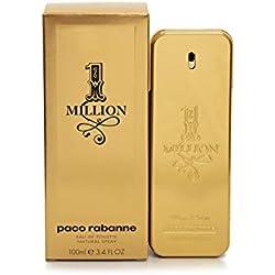 Paco Rabanne One Million Eau de Toilette Vaporisateur pour Homme 100 ml