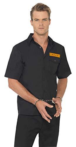 Smiffy's Disfraz para Adulto Prisionero (22109L)