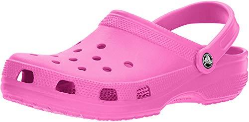 Crocs Classic Clog, Zuecos Unisex Adulto, Rosa Candy