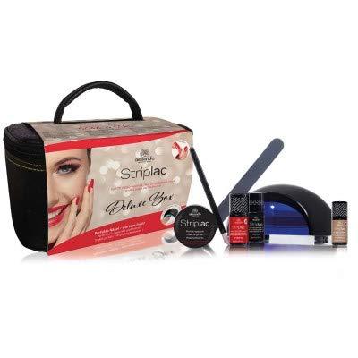 alessandro Striplac Deluxe Starter Kit -UV/LED Nagellack, 1er Pack (1 x 107 ml) Deluxe Starter-kit