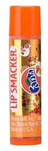 Lip Smacker Lippenpflegestift Fanta Orange, 3er Pack