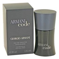 Armani Code by Giorgio Armani Eau De Toilette Spray 1 oz