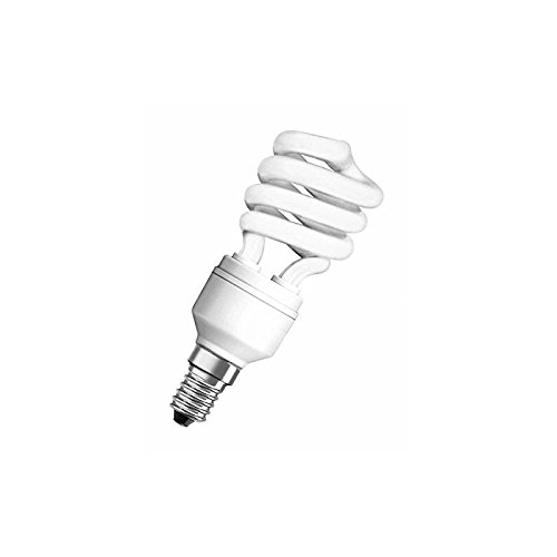 Osram Energiesparlampe Twist 12 W, E14, warmweiß 605955
