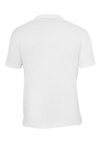 Urban Classics Herren T-Shirt Basic Tee white