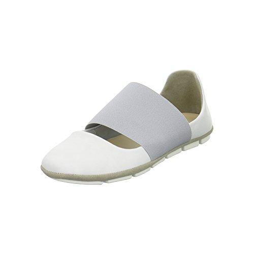 Clarks Sokula Sun Damen Sport Ballerina Größe 39 Weiß (Weiß)