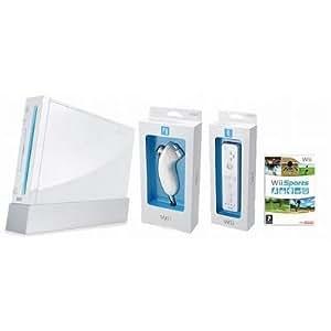 Nintendo Wii - Konsole weiß inkl. Wii Sports