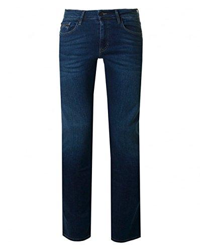 Calvin Klein Jeans Men's Slim Straight-True Dark Blue Jeans