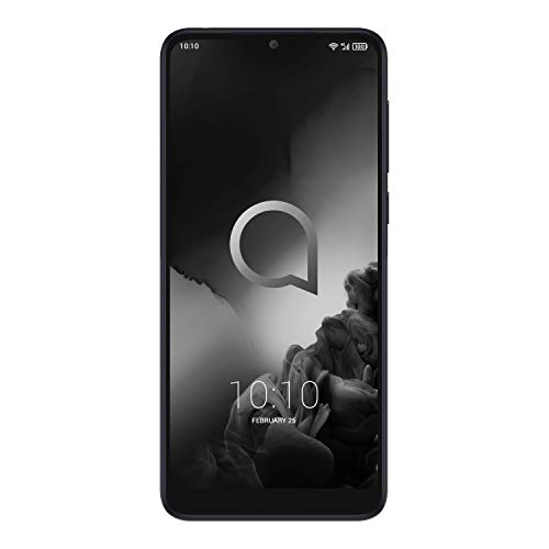 Alcatel 3L 2019 Black Dual Sim Best Price and Cheapest