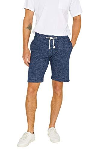 edc by ESPRIT Herren 049CC2C022 Shorts, Blau (Navy 400), W(Herstellergröße: XS)