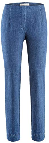 Stehmann INA-760W, Indigo, Bequeme Jeans in Superstretchmaterial 46 -