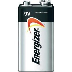 9V Ultra Plus Energizer E-Block Batterie AlMn 6AM6 - 1 Stück Energizer Max 9v Batterien