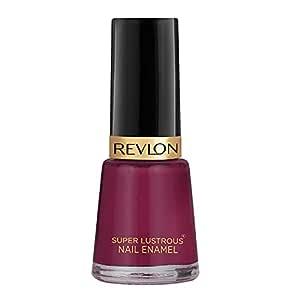 Revlon Nail Enamel, Cherry Berry, 8ml