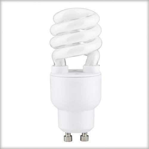 Paulmann ESL Energiesparleuchte Spirale 7W, GU10 Warmwhite