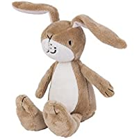 Rainbow Designs GH1206 Guess How Much I Love You Nutbrown Hare Rattle - ukpricecomparsion.eu