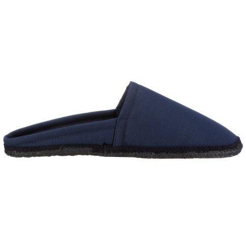 Giesswein Villach Unisex-Erwachsene Pantoffeln Blau (548 / dk.blau)